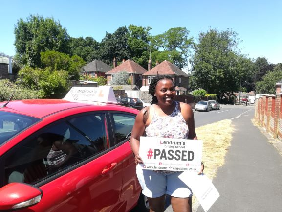 WATERLOOVILLE SARAH DRIVING LESSONS