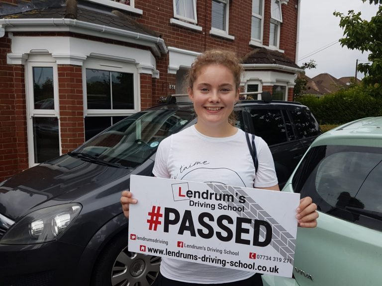 FEMALE DRIVING LESSONS WINCHESTER